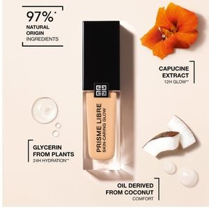 GIVENCHY Prism Libre Skin Caring Glow Foundation